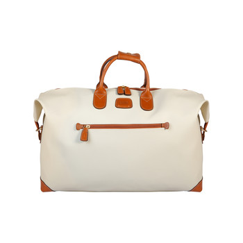 Bojola Clipper Holdall - Cream