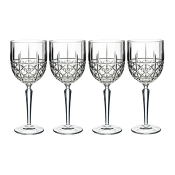 Marquis Brady Goblets - Set of 4