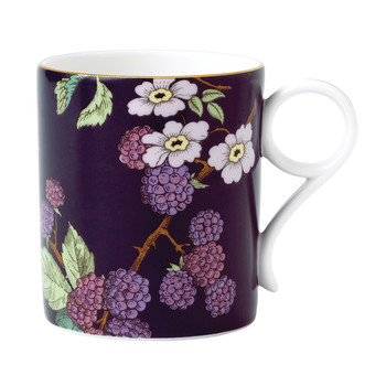 Tea Garden Mug - Blackberry