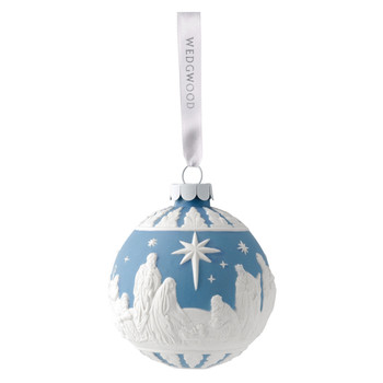 Nativity Bauble
