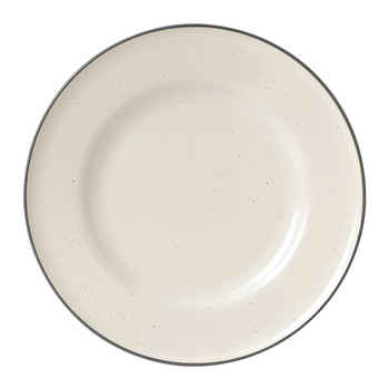 Gordon Ramsay Union Street Dessert Plate - Cream