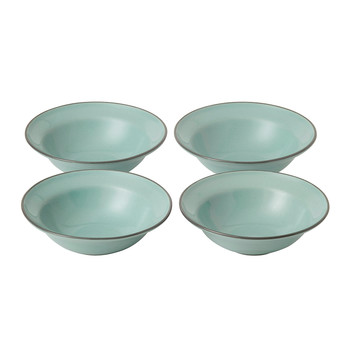 Gordon Ramsay Union Street Bowls - Set of 4 - Blue