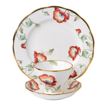 100 Years Tableware Set