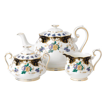 100 Years Tea Set - 3 Piece - 1910 Duchess