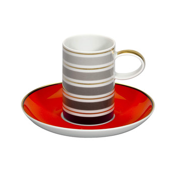 Casablanca Coffee Cup & Saucer