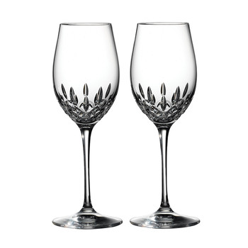 Lismore Essence White Wine Glasses - Set of 2