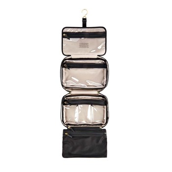 Voyageur Monaco Travel Kit - Black