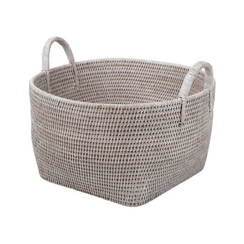 Coco Basket - White