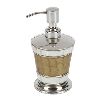 Classic Soap Dispenser - Toffee
