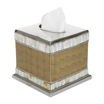 Classic Tissue Box - Toffee