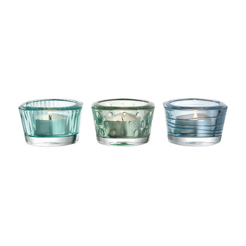 Mini Tealights - Set of 3 - Cold