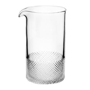 Diamond Mixing Glass