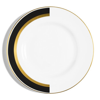 Arc Rimmed Bread & Butter Plate