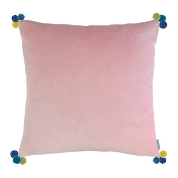 Blush Velvet Cushion - 60x60cm