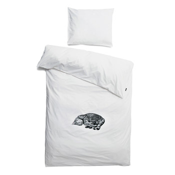 Ollie Cat Duvet Set - Single