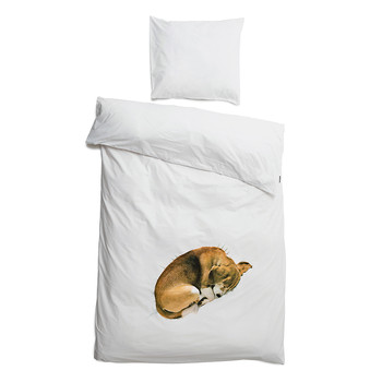 Bob Dog Duvet Cover - Single