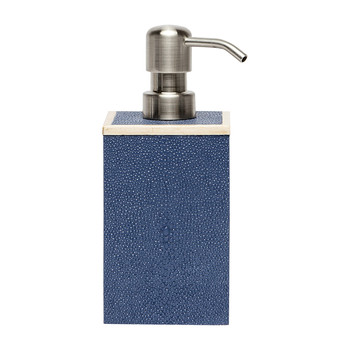 Manchester Soap Pump - Navy
