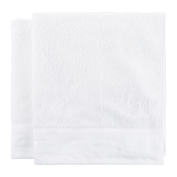 White Towels - Set of 2