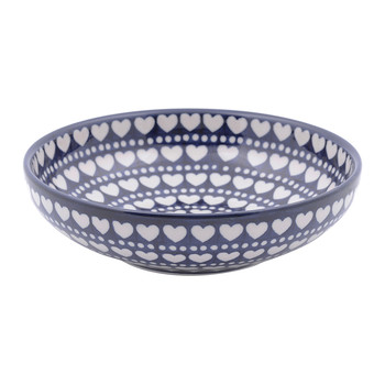 Serving Bowl - Blue Valentine