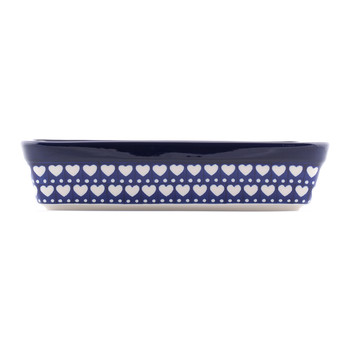 Rectangular Oven Dish - Myrtille