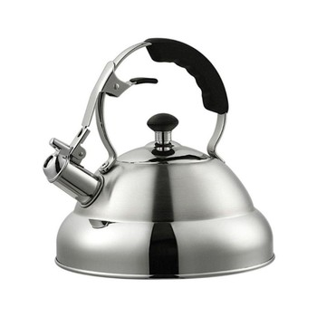 Classic Line Whistling Kettle - Stainless Steel