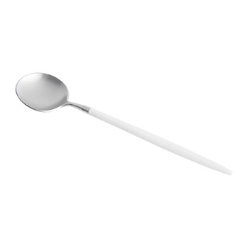 Goa Dessert Spoon - White