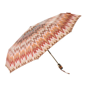 Irene Multi Stripe Handle Umbrella - No. 2