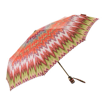 Irene Multi Stripe Handle Umbrella - No. 3