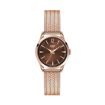 Harrow Mesh Strap Watch