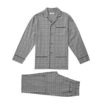 Men's Prince of Wales Pyjama Set