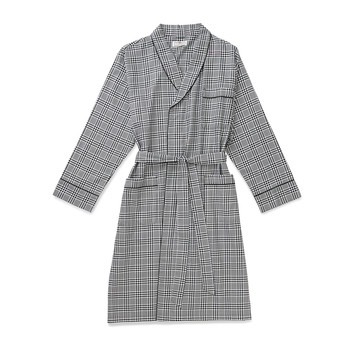 Men's Prince of Wales Dressing Gown