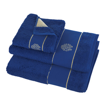 Gold Towel - Blue
