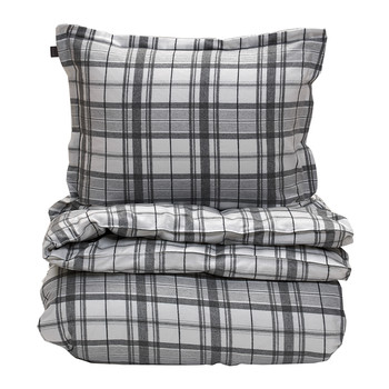 Hucker Check Duvet Cover