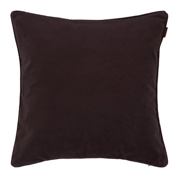 Velvet Cushion - 50x50cm - Purple Fig