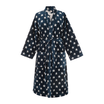Glory Bathrobe - Yankee Blue