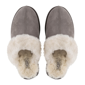 Women's Scuffette Slippers - Stormy Grey