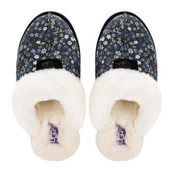 Women's Scuffette Liberty Slippers - Black