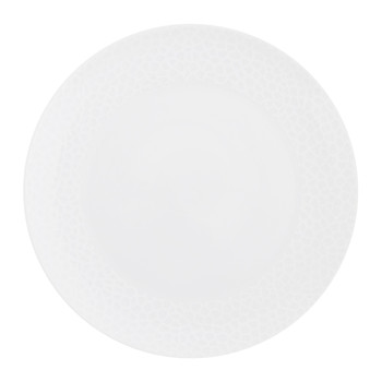 Port Cros White Porcelain Side Plate