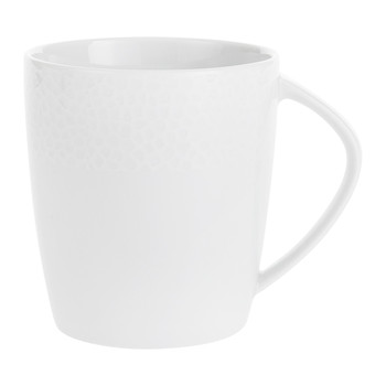 Port Cros White Porcelain Mug