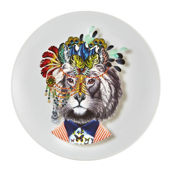 Love Who You Want - 'IndiLion' Plate