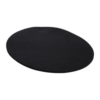 Rosemont Merino Wool Placemat - Coal Black