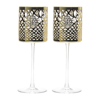 Marrakech Water Goblets - Set of 2