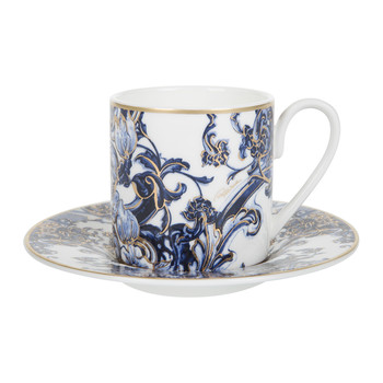 Azulejos Coffee Cup & Saucer