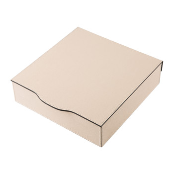 Till Leather Trinket Box - Cipria Golf