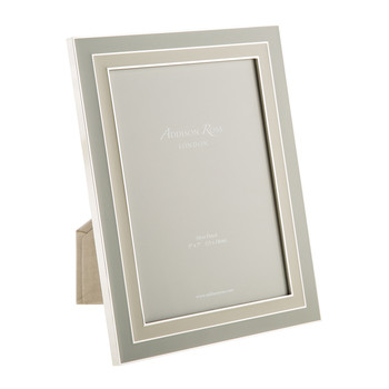 Manhattan Dove Pebble Photo Frame