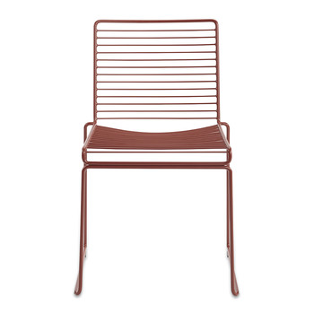Hee Dining Chair - Rust