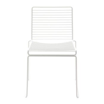 Hee Dining Chair - White