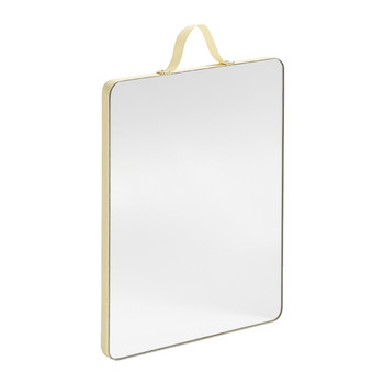 Ruban Mirror - Pale Yellow - Medium
