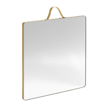 Ruban Mirror - Nude - Large