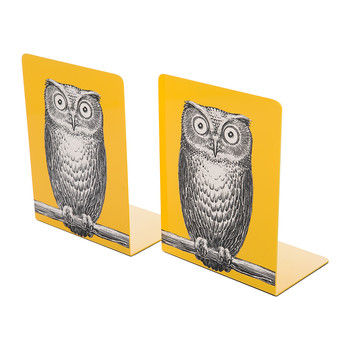 Civetta Bookends - Yellow